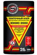 Клей плиточный Юнис 2000 в Казани