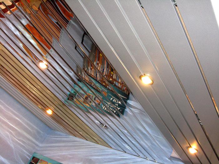 Подвесные потолки в Казани