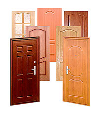 Двери в Казани