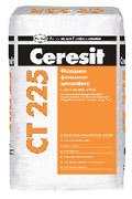 Финишная цементная шпаклевка Ceresit CT 225 Казань