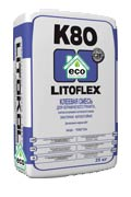 Клей плиточный Литокол Litoflex K89 eco