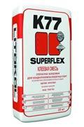 Клей для керамогранита, керамики и камня Литокол SuperFlex К77
